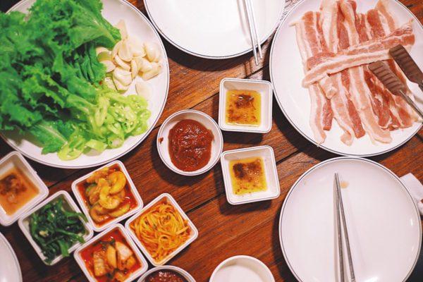 บุฟเฟ่ต์หมูสามชั้น ร้านทงแดมุน ทานไม่จำกัดเวลาในราคาถูก ที่สายกินไม่ควรพลาด