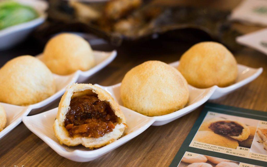 """ร้านอาหารจีนใน Icon Siam Tim Ho Wan Thailand"""""""