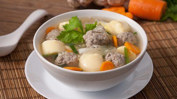 เมนู ต้มจืดเต้าหู้หมูสับ อาหารโปรดทุกครอบครัวที่ทานได้ทุกมื้อไม่เคยเบื่อ