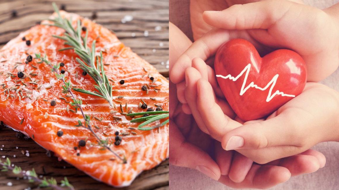 อาหารบำรุงหัวใจ