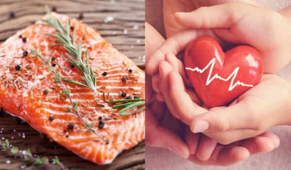 อาหารบำรุงหัวใจ ให้แข็งแรงและช่วยต้านโรค และป้องกันไม่ให้เกิดโรคร้ายแรง