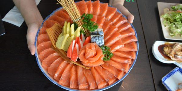 ตะลุยแดนปลาดิบไปกับ ร้านดารุม่ะ สาขาเมเจอร์ปิ่นเกล้า ร้านบุฟเฟ่ต์อาหารญี่ปุ่น