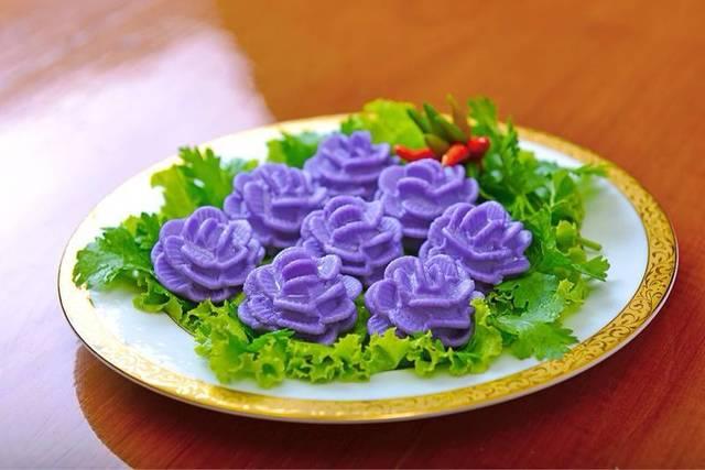 เมนูอาหารจากดอกไม้