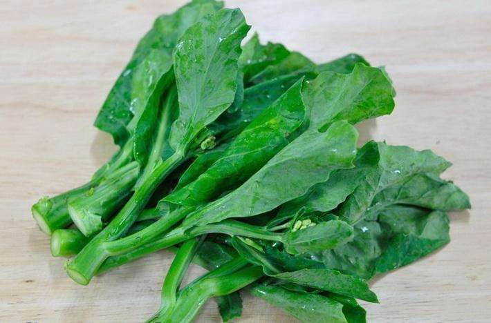 อาหารที่มีกากใย ไฟเบอร์สูง-ผักใบเขียว 2