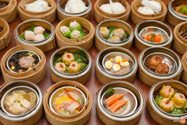 เมนูติ่มซำ อาหารจีน เรียกน้ำย่อยที่กินพร้อมกับน้ำชา อาหารที่อร่อยและรู้จักกันดีทั่วโลก