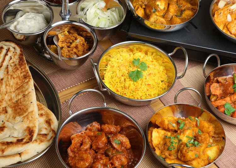 ความนิยม อาหารอินเดีย ของชนชาติตะวันตก