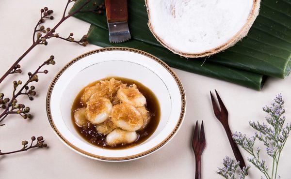 เมนูแนะนำ ขนมต้มแดง ขนมไทยโบราณที่หาทานได้ยากในปัจจุบัน