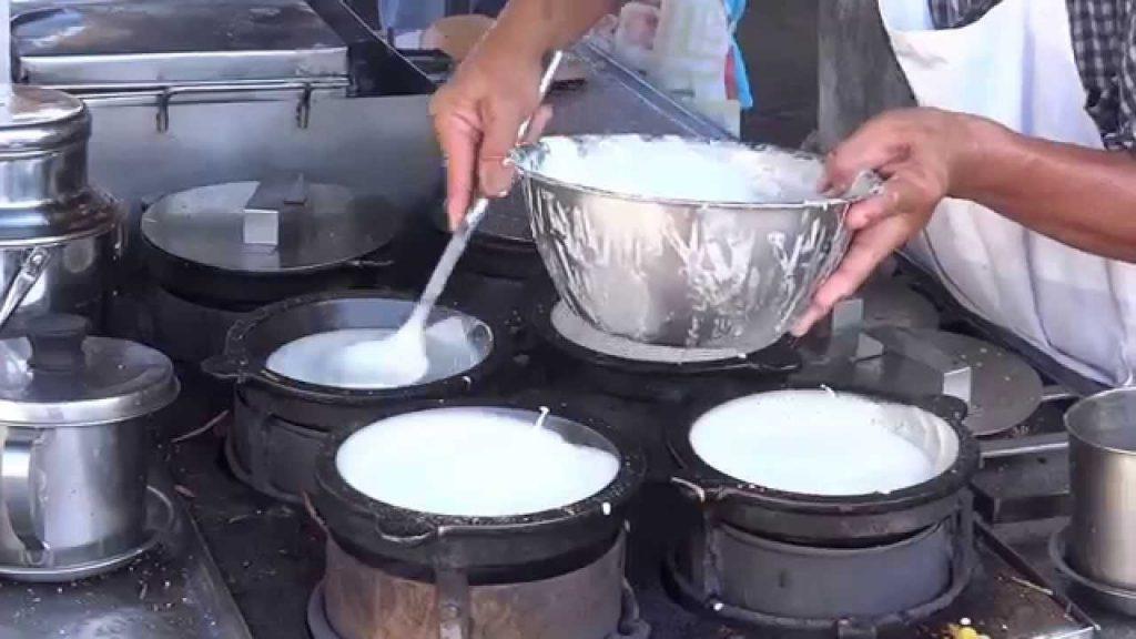 วิธีการทำ ขนมถังแตก แสนอร่อย
